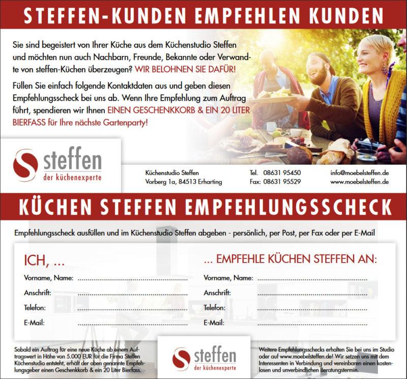 Tipps Medien Kuchenstudio Steffen